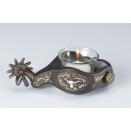 Spur Candle Holder