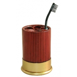 "Toothbrush Holder ""Ammo"""