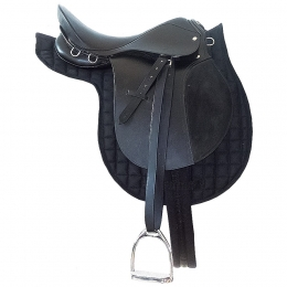 All purpose saddle set