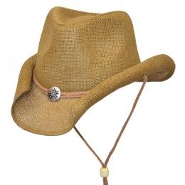 Κυρτό Ψάθινο Καπέλο
