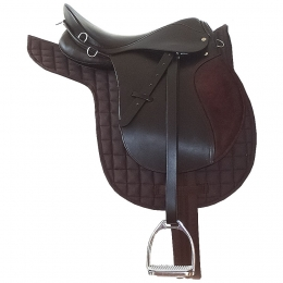 "Saddle Set ""Haflinger"""