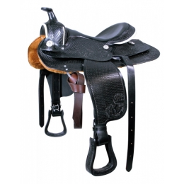 "Western Saddle, ""PFIFF"""
