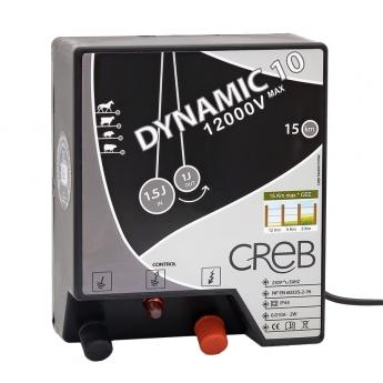 Μηχανισμός Ηλεκτρικής Περίφραξης CREB 220V-1Joule