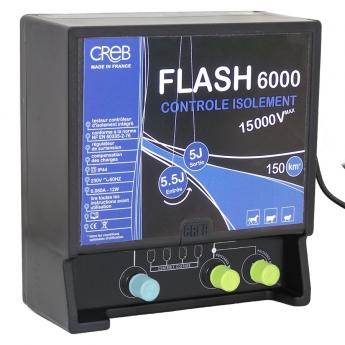 Μηχανισμός Ηλεκτρικής Περίφραξης CREB 220V-4Joule