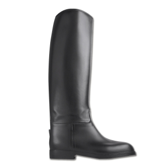 Synthetic Leather Riding Boots