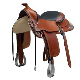 "Western Saddle ""Diamond"""