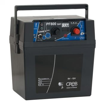 CREB Portable Energizer Large Battery Space