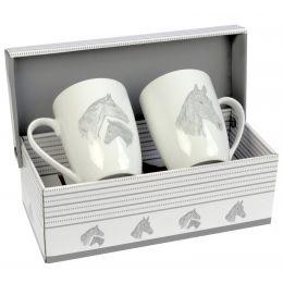 "Mug ""Mare and Foal"""