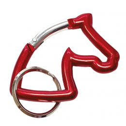 "Aluminium Snap Hook ""Horse Head"""