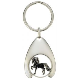 "Coin Holder ""Horse ""Fressian"""