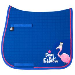 Saddle cloth ''Fabulous Flamingo''