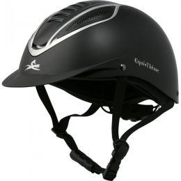 "EQUITHEME ""chrome"" helmet"