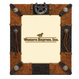 "Picture frame ""Far West"""