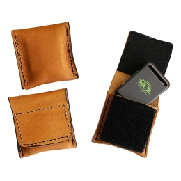 Leather Case for GPS Tracker