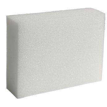 Leather soap sponge