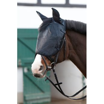 Riding- fly mask