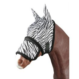 "Fly mask ""Zebra"" Full Face"