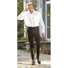 Full seat breeches for men