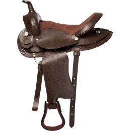 "Western Saddle Randol's ""TOPEKA"""