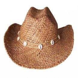 """Ψάθινο Καπέλο """"DROVER"""""""