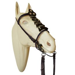 Spanish Bridle with MOSQUERO