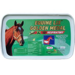 Licking Block Respiratory EQUINE LIX®