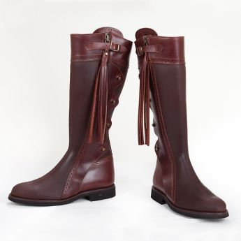 Spanish Riding Boots