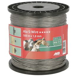 Stranded Aluminium Wire 1,8mm - 500m
