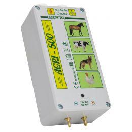 Μηχανισμός Ηλεκτρικής Περίφραξης AGRI-500