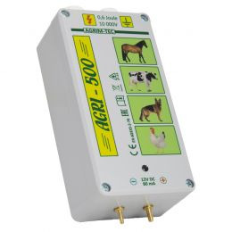 Portable Energizer AGRI-500