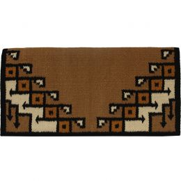 Western Woolen Saddle Blanket ARGY'S ART