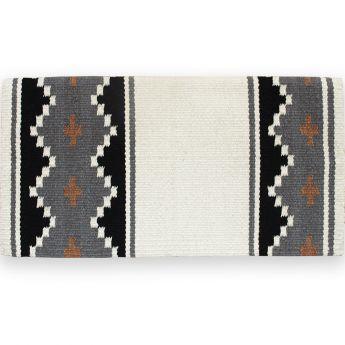 Western Woolen Saddle Blanket ARGY'S ART