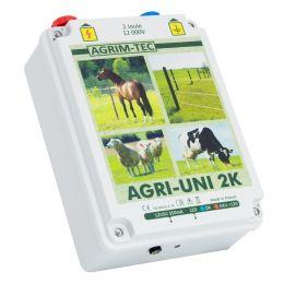 Μηχανισμός Ηλεκτρικής Περίφραξης AGRI-UNI 2K