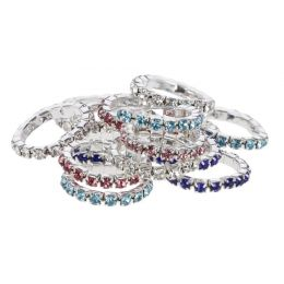 Crystal Mane Bands, Colourful
