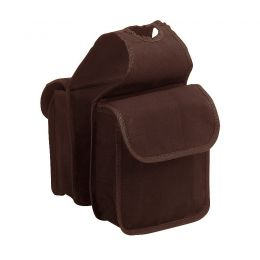 Western Pommel Saddlebags