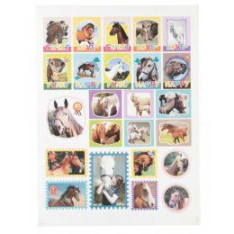 Portrait Horse Stickers