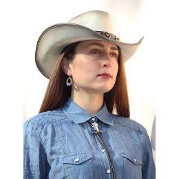 """Western Hat """"Star Concho"""""""