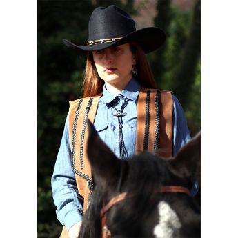 """Καπέλο Western """"Jesse James"""""""