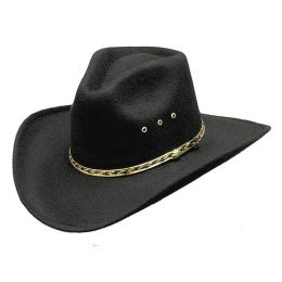 Western Hat Pinch Front-GB