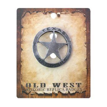 """Badge """"Texas Ranger"""""""