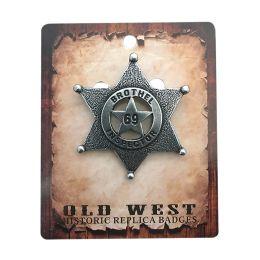 "Badge ""Brothel Inspector"""