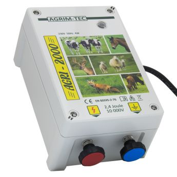 Μηχανισμός Ηλεκτρικής Περίφραξης AGRI-2000