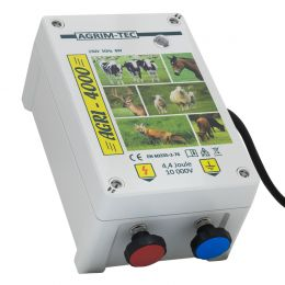 Electric Fence Main Energizer AGRI-4000