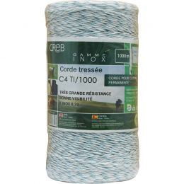 Braided Rope for Electric Fence