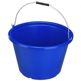 Plastic Bucket with Cover