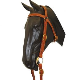 Military Type Bridle