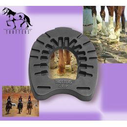 Horseshoes Trotters Grip, Clear, Kerchaert