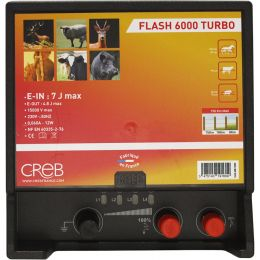 FLASH 6000 TURBO