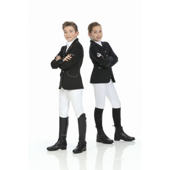 """Childrens' Competition Jacket EQUITHEME """"Soft Classic"""""""