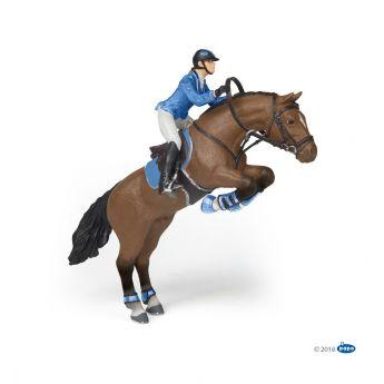 "Horse ""Jumping Horse & Rider"""